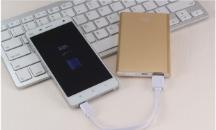 ������� ����������� Power Bank GLK-5, 5 000 ���