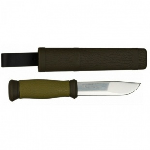 Набор Morakniv Outdoor Kit MG, нож Mora 2000 + Топор (зеленый)