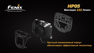 ������ Fenix HP05 XP-G (R5) ������